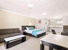 Comfort Inn North Brisbane, hotel in Brisbane