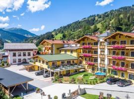 Hotel Oberwirt - Das herzliche Hotel, Hotel in der Nähe von: Golfclub Zell am See - Kaprun, Viehhofen