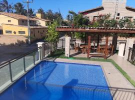 Flat Sol e Mar, hotel with pools in Flecheiras