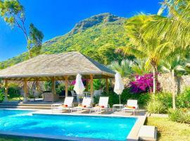Marguery Exclusive Villas - Conciergery & Resort, hotel v destinaci Riviere Noire