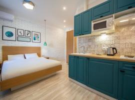 Idea Design Apart-Hotel, hotel in Kiev