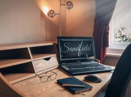 Sandfield Guest House, B&B in Oxford