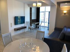 GeoApart, Апартаменты у моря в Олимпийском парке, апартаменты/квартира в Адлере