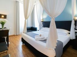 At Home Townhouse - Filiberto, hotel near Vittorio Emanuele Metro Station, Rome