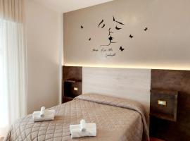 Hotel Monica, отель в Римини