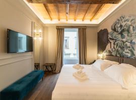 Palazzo 42 - Boutique Hotel & Suites, hotel in Pistoia