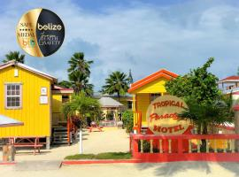 Tropical Paradise, Hotel in Caye Caulker
