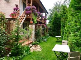 Eco Apart Hotel Provence, готель в Одесі