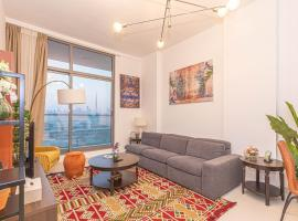 Pearl Island, Meydan - 1bdr Apartment, cheap hotel in Dubai