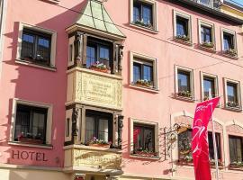 Zum Winzermännle, hotel in Würzburg