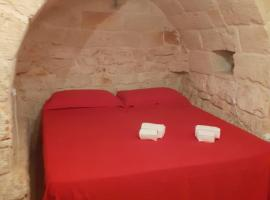 Trullo Oasi Maria, casa per le vacanze a San Vito dei Normanni