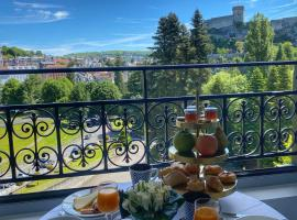 Grand Hôtel Gallia & Londres Spa NUXE, hotel in Lourdes