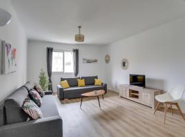 Magnifique T5 (12pers) 129m²-Climatisé-Vieux-Port, apartment in Marseille