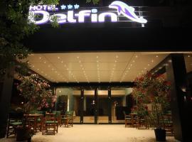 Hotel Delfin, hotel din Mamaia
