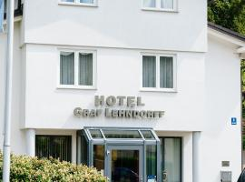 Hotel Graf Lehndorff, hotel near ICM-Internationales Congress Center Munich, Munich