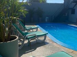 Pousada Eco Suites - Bonito, hotel in Bonito