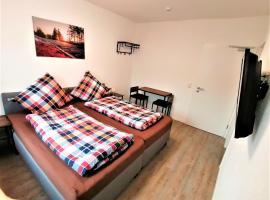 Speedys Bed & Breakfast 3 min zum Nürburgring, hotel in Reimerath