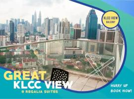 Regalia Suites & Residence By: Awesome Homes, hotel in Kuala Lumpur