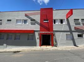 Hotel dos Nobres, hotel perto de Teleférico, Poços de Caldas