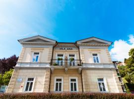 Garni Hotel Vila Ana, hotel in Rogaška Slatina
