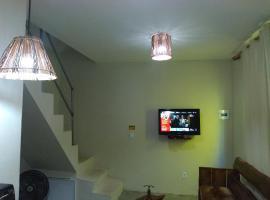 Flats e suítes Toque do Milagres, pet-friendly hotel in São Miguel dos Milagres