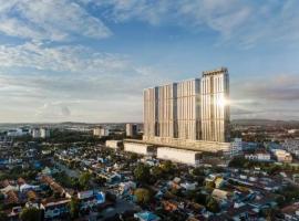Apartement Pollux Habibie, apartment in Batam Center