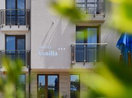Hotel Vanilla, Varna - Хотел Ванила, Варна, отель в Варне