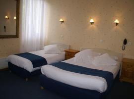 Hôtel Céleste, hôtel à Luchon