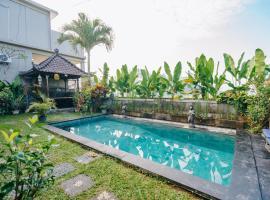 Gracella Villa Ubud, hotel in Ubud