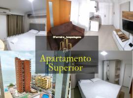 Américan Flat Luxo Ferreira Hospedagens, apartment in São Luís
