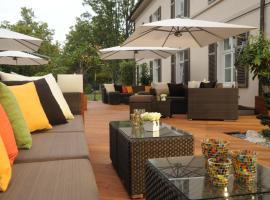 René Bohn, Hotel in Ludwigshafen am Rhein