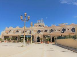 Hotel Medusa, hotel a Lampedusa