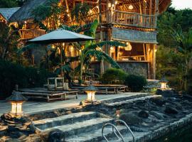 Penida Bambu Green Suites, hotel in Nusa Penida