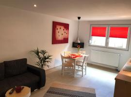 Ferienwohnung kleines Zuhause, apartment in Mülheim an der Ruhr