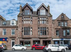 Number 44 Hotel & Bar, hotel in Stonehaven
