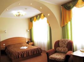 Гостиница Прокопьевская, отель в Великом Устюге