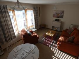 The Annex at No 16, apartment in Tomintoul