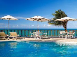 Manary Praia Hotel, hotel near Genipabu Lagoon, Natal