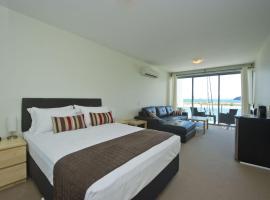 Blue on Blue Studio Room 1362, hotel near Riverway, Nelly Bay