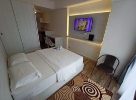 SleepRest @ Pollux Habibie, apartment in Batam Center