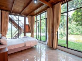 Villa Rahayu, villa in Bogor