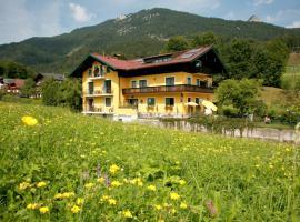 Haus Daheim, Ferienwohnung in St. Wolfgang