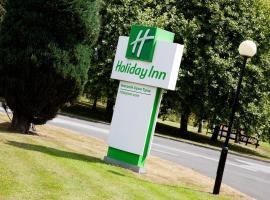 Holiday Inn Newcastle Gosforth Park, an IHG Hotel, hotel in Newcastle upon Tyne