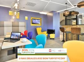 Villa Ozone, apartment in Sopot