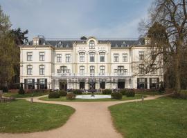 Hotel Villa Ruimzicht, hotel in Doetinchem