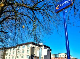 Comfort Inn & Suites Vancouver Downtown City Center, hotel in Vancouver