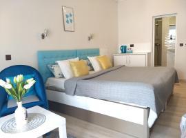 White Rose Family Hotel, hotel in Burgas