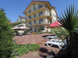 Гостиница Страна Магнолий, отель в Адлере, рядом находится Plaza-City