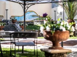 Hotel Garibaldi, отель в Милаццо