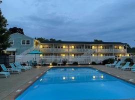 The Escape Inn, hotel near Eastern Beach, South Yarmouth